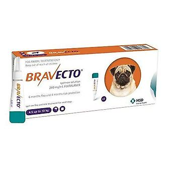 Bravecto Topical For Dogs 4.5-10 kg