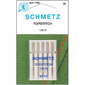 Topstitch Machine Needle Size 14 90 5 Pkg 1793
