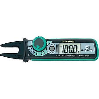 Handheld multimeter, Current clamp digital Kyoritsu KEW 2300R Calibrated to: Manufacturer's standards (no certificate)