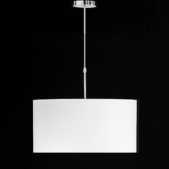 Pendant light HV halogen, LED E27 77 W Honsel Marie 63791 White