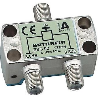 Cable TV distributor Kathrein EBC 02 2-way
