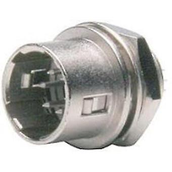 Hirose Electronic HR10A-10R-12P(73) Cable Connector Nominal current (details): 2 A