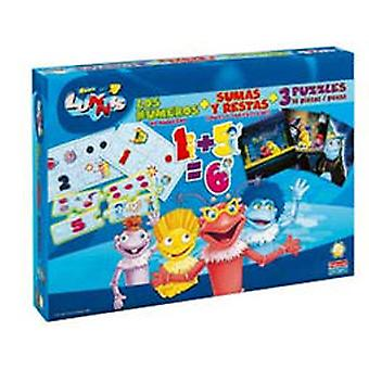 Falomir Number Lunnis-Sumas-Resta (Kids , Toys , Education , Numbers )