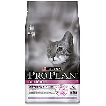 Pro Plan Delicate Turkey and Rice (Cats , Cat Food , Dry Food)