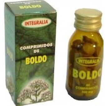 Integralia 500mg Boldo. 60comp.