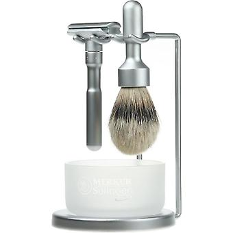 Merkur y Dovo 4-Piece Futur Shaving Set