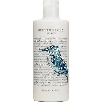 Green & Spring Relaxing Conditioner (300Ml)