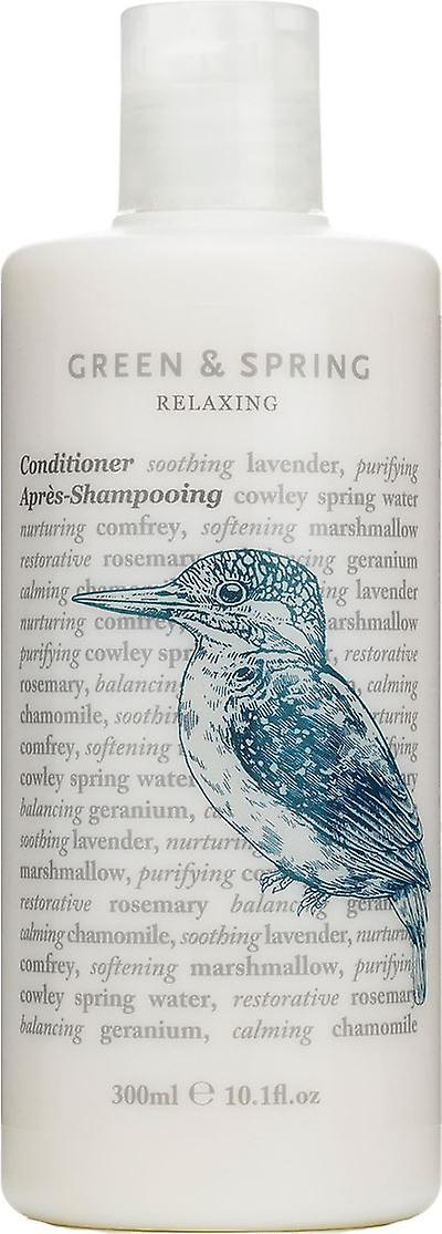 Green & Spring Relaxing Conditioner
