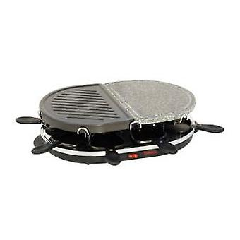 Tristar raclette-steengrill 8-persoons