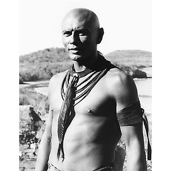 Kings Of The Sun Yul Brynner 1963 Photo Print