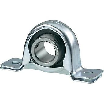 UBC Bearing SBPP 204, Bore Plummer Block, Steel Housing