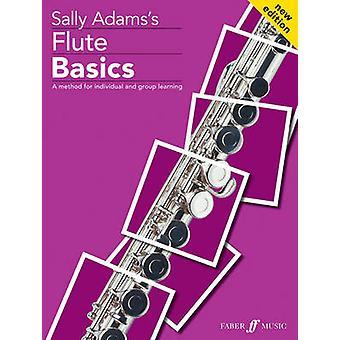 Flute Basics 9780571520015 by Sally Adams