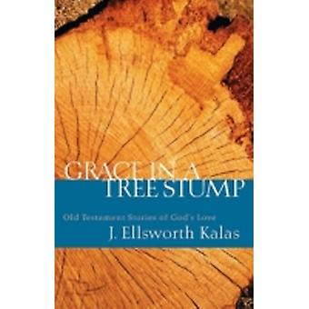 Grace in a Tree Stump by KALAS