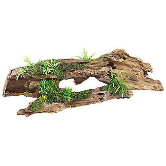 Classic Driftwood Delights Driftwood & Plants 105mm