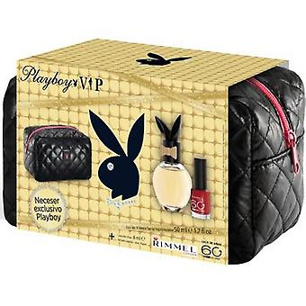 Playboy Vip Woman Neceser Cologne 50 V + Laca (Perfumes , Packs)