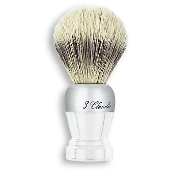 3 Claveles Badger Shaving Brush Case Methacrylate (Beauty , Men , Shaved off , Brushes)