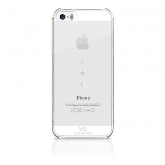 White DIAMONDS Shell iPhone 5/5s/SEE Trinity Finished