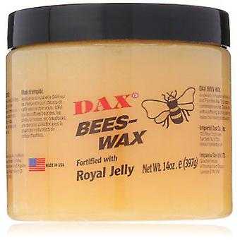 Dax Bees Wax With Royal Jelly 14oz - (Man , Hair Care , Hairstyling , Styling Products)