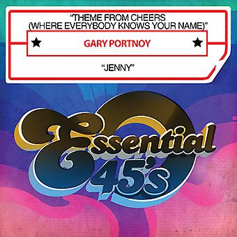 Gary Portnoy - Theme From Cheers (Where Everybody Knows Your Name USA import