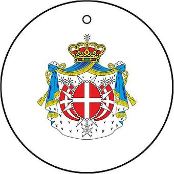 Ordine di Malta stemma Car Air Freshener