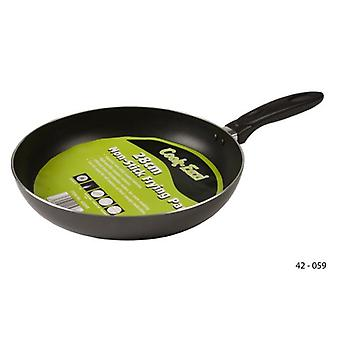 28cm Non-Stick Frying Pan Enamel Cooking Kitchen Frypan