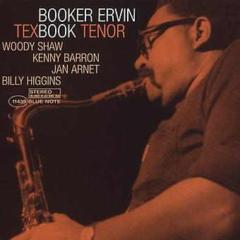Booker Ervin - Tex boken Tenor [CD] USA import