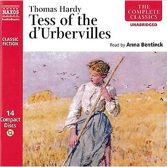 Thomas Hardy - Tess of the D'Urbervilles [CD] USA import