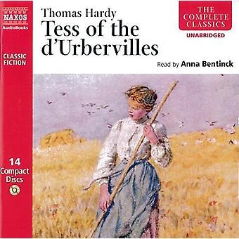 Thomas Hardy - Tess van de D'Urbervilles [CD] USA import