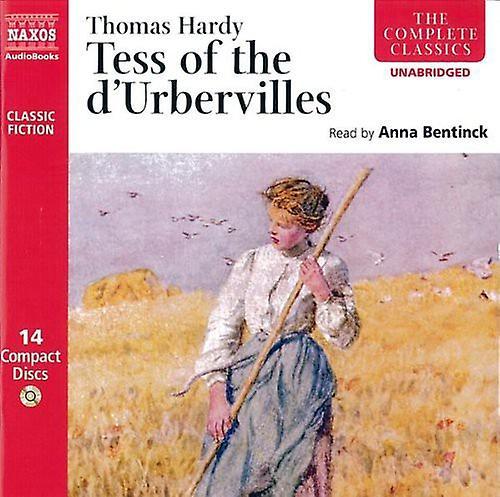 Thomas Hardy - Tess of the D'Urbervilles [CD] USA import