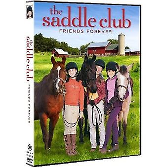 Saddle Club: Friends Forever [DVD] USA import