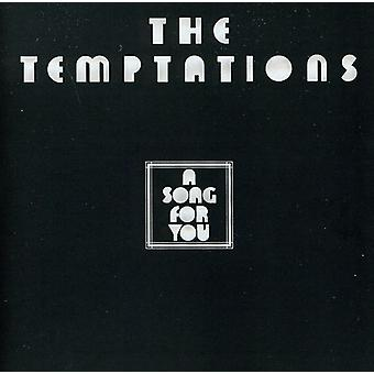 Temptations - Song for You [CD] USA import