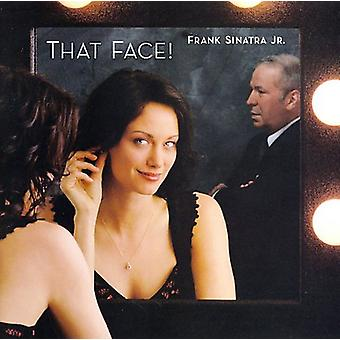 Frank Sinatra Jr. - gezicht! [CD] USA import