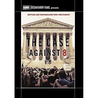 Sag mod 8 [DVD] USA importerer