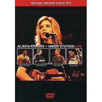 Alison Krauss - Live [DVD] USA import