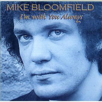 Mike Bloomfield - jeg er med dig altid [CD] USA import