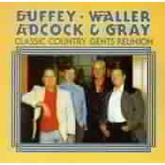 Duffey/Waller/Adcock/Gray - Classic Country Gents Reunion [CD] USA import