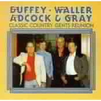 Duffey/Waller/Adcock/grå - klassiske land herretoilettet Reunion [CD] USA import