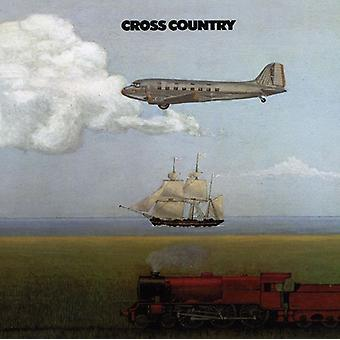 Cross Country - Cross land [CD] USA import