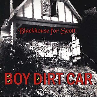 Dreng snavs bil - sort hus for Scott [CD] USA import