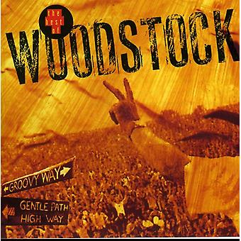 Best of Woodstock - Best of Woodstock [CD] USA import