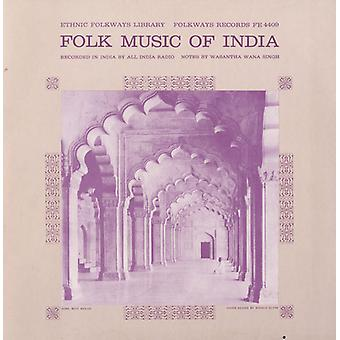 Folk Music of India - Folk Music of India [CD] USA import