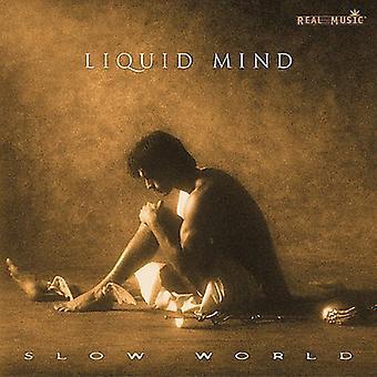 Mente líquido - líquido mente: Vol. 2-lento mundo [CD] EUA importar
