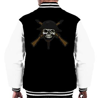 Do Your Bit On The Battlefield Men's Varsity Jacket