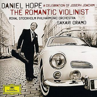 Daniel Hope - The Romantic Violinist [CD] USA import