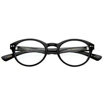 Quality RX-able P3 Eye Glasses with Clear Lens