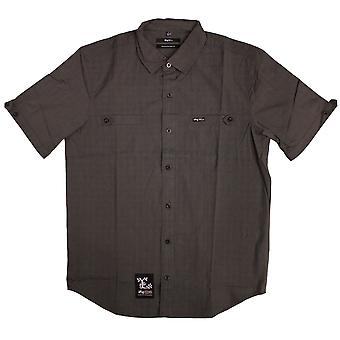 Lrg Reel Her In Short Sleeve Shirt