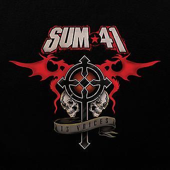 Sum 41 - 13 Voices [CD] USA import