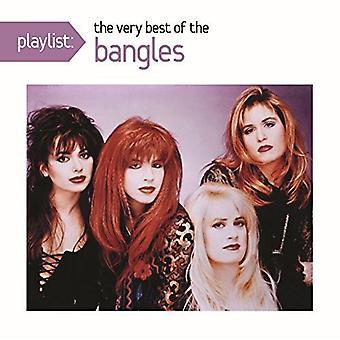 Bangles - Playlist: Importazione The molto migliori di Bangles [CD] Stati Uniti d'America
