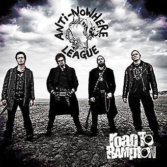 Anti-Nowhere League - Road to Rampton [CD] USA Import