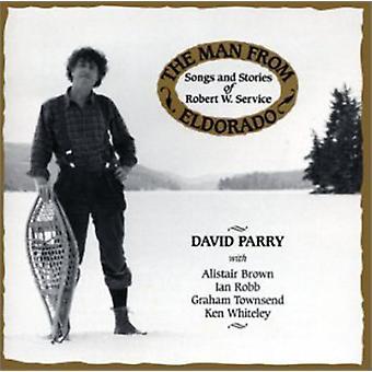 David Parry - mand fra Eldorado [CD] USA import
